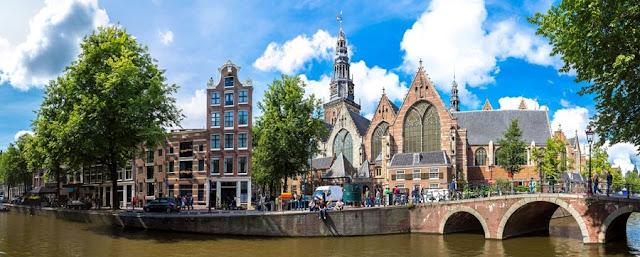 Igrejas de Amsterdã