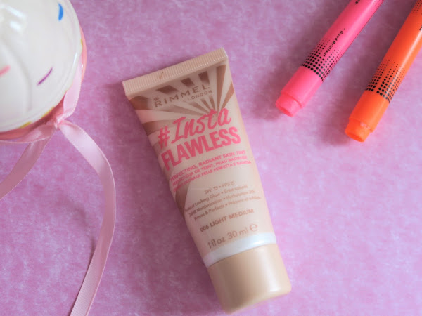 Review - Base Insta Flawless Rimmel