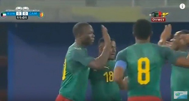 Match Amical: le Cameroun domine le Koweït à domicile (Vidéo)