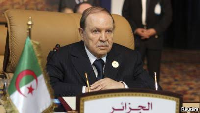 Algerian President's subdue protest plan rejected by his party