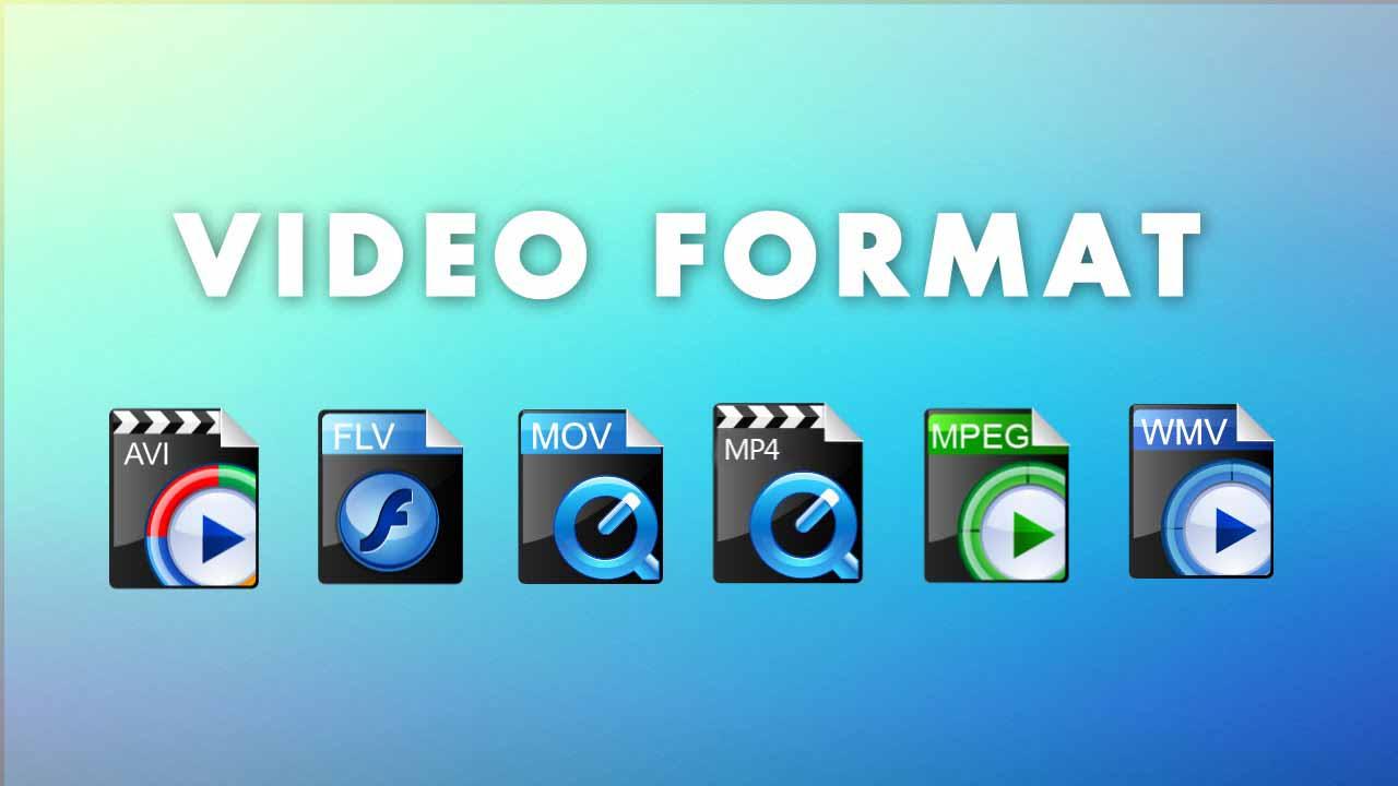 Macam-Macam Format Video yang Populer