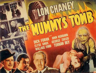 Poster - The Mummy's Tomb (1942)