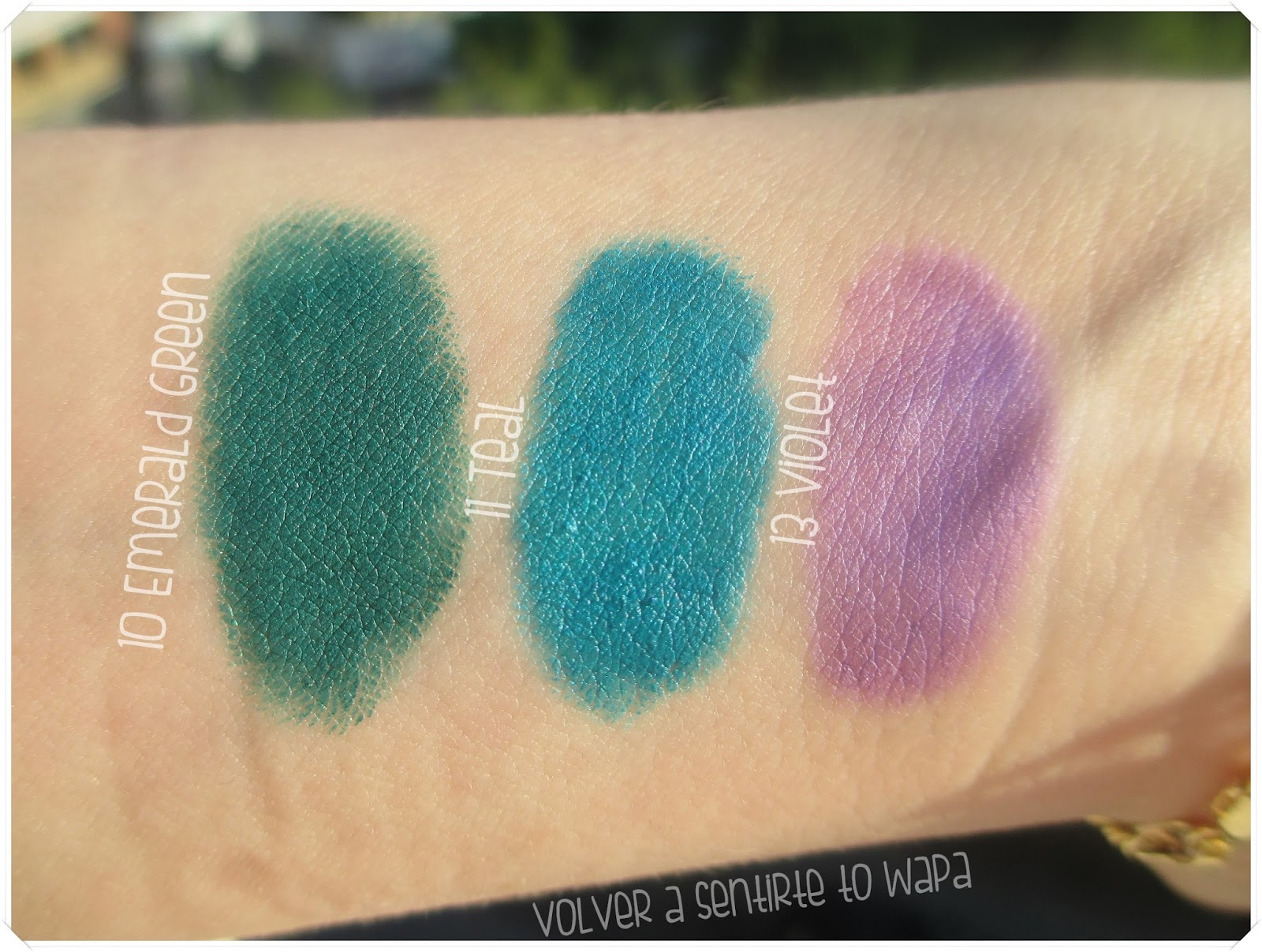 LONG LASTING de KIKO {Review & Swatches}