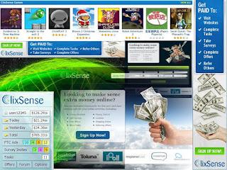Делать деньги с Clixsense