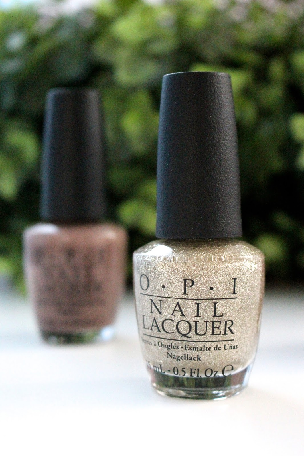 OPI Nail Review Blog My Favourite Ornament