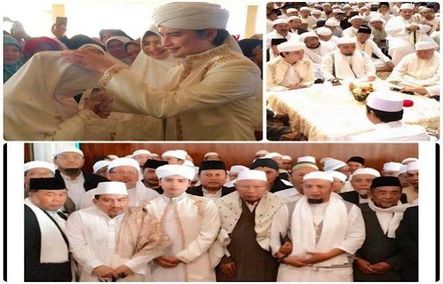 Ini Rahasia Alvin, Putra Ustad Arifin Ilham Yang Berani Menikah Di Usia 17 Tahun