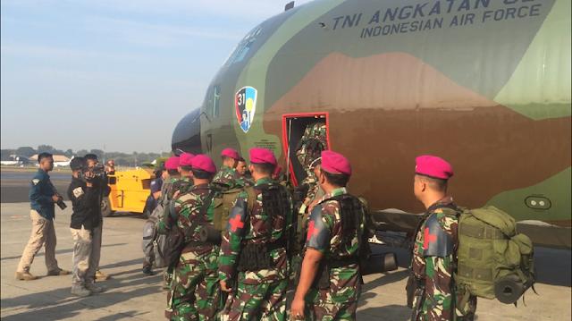 TNI Kirim Satgas Kesehatan Bantu Korban Gempa Lombok