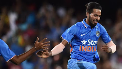 Hardik Pandya take a bow - three catches and three sixes