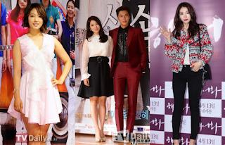 Bí quyết giảm cân sở hữu vóc dáng thon gọn với Park Shin Hye