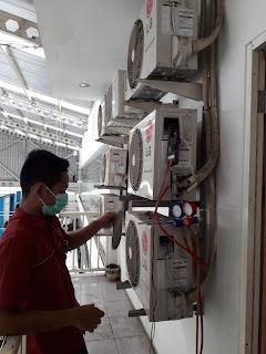 Perusahaan jasa service AC di kota Malang