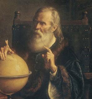 Galileo Galilei astrónomo