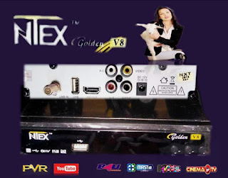 NTEX Golden V8 set top box is one of the best Free to Air Digital satellite receiver in the year 2019. This box capable of tune almost all free to air channels in india. It made with a hard metal body with proper control heat emitted system.