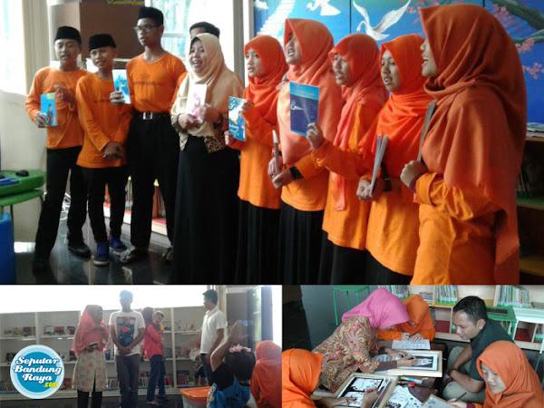 Kegiatan Dispusip Kota Bandung Jelang Hari Buku Sedunia