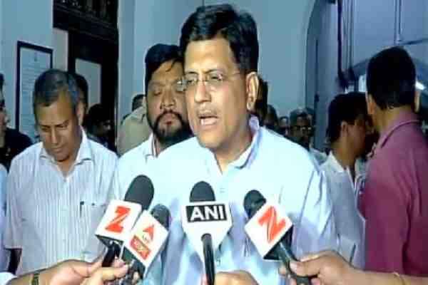 मुंबई के रेलवे कर्मचारी आज नहीं मनाएंगे दशहरा, रेल मंत्री पियूष गोयल ने दी जानकारी