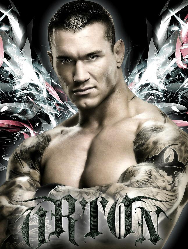 Randy Orton WWE Wrestler ~ Wallpapers