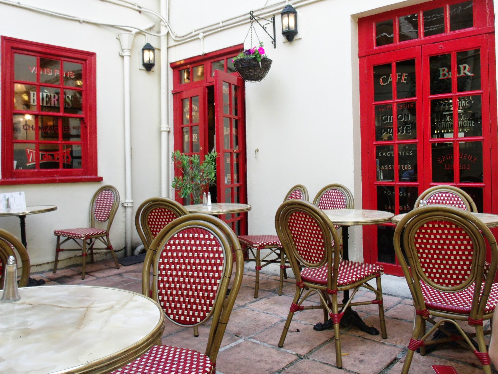 Cafe Rouge, Cambridge