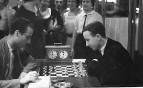 Partida de ajedrez Alexander Koblenz contra Joaquim Calduch