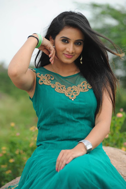 Harshika Poonacha new movie stills