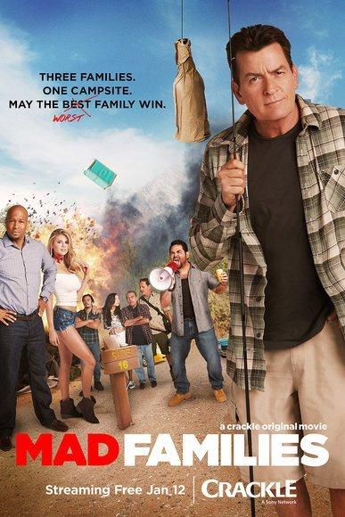 Mad Families [2017] [DVDR] [NTSC] [Subtitulado]