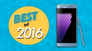 Favorite Tech of 2016
