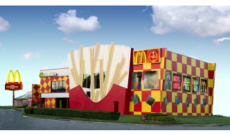 Orlando Largest Best McDonalds