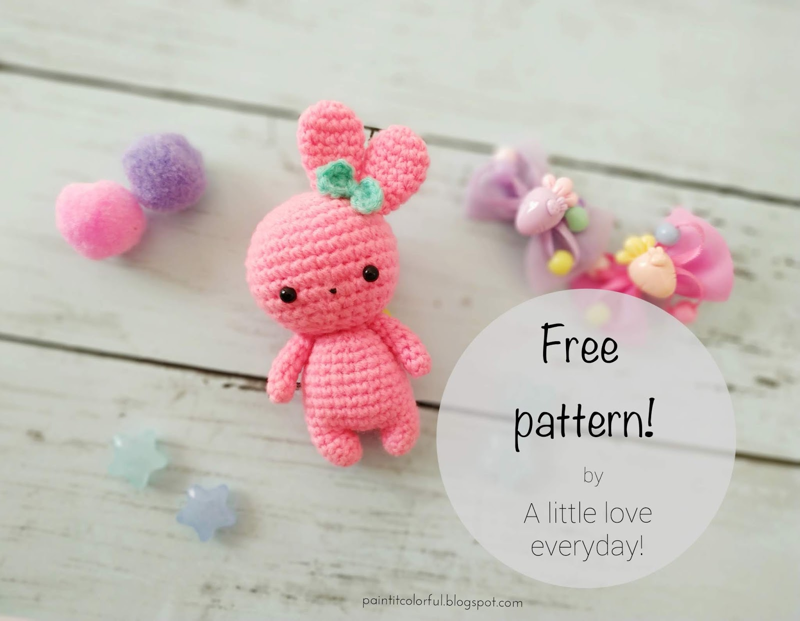 Bea the rabbit amigurumi pattern - Amigurumipatterns.net | 1243x1600