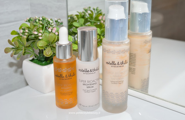 My Ultimate Bio Skincare Routine with Estelle & Thild Petite Style Beauty