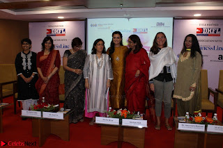Dia Mirza Attends Power Women Seminar To Celete Womens Day 014.JPG