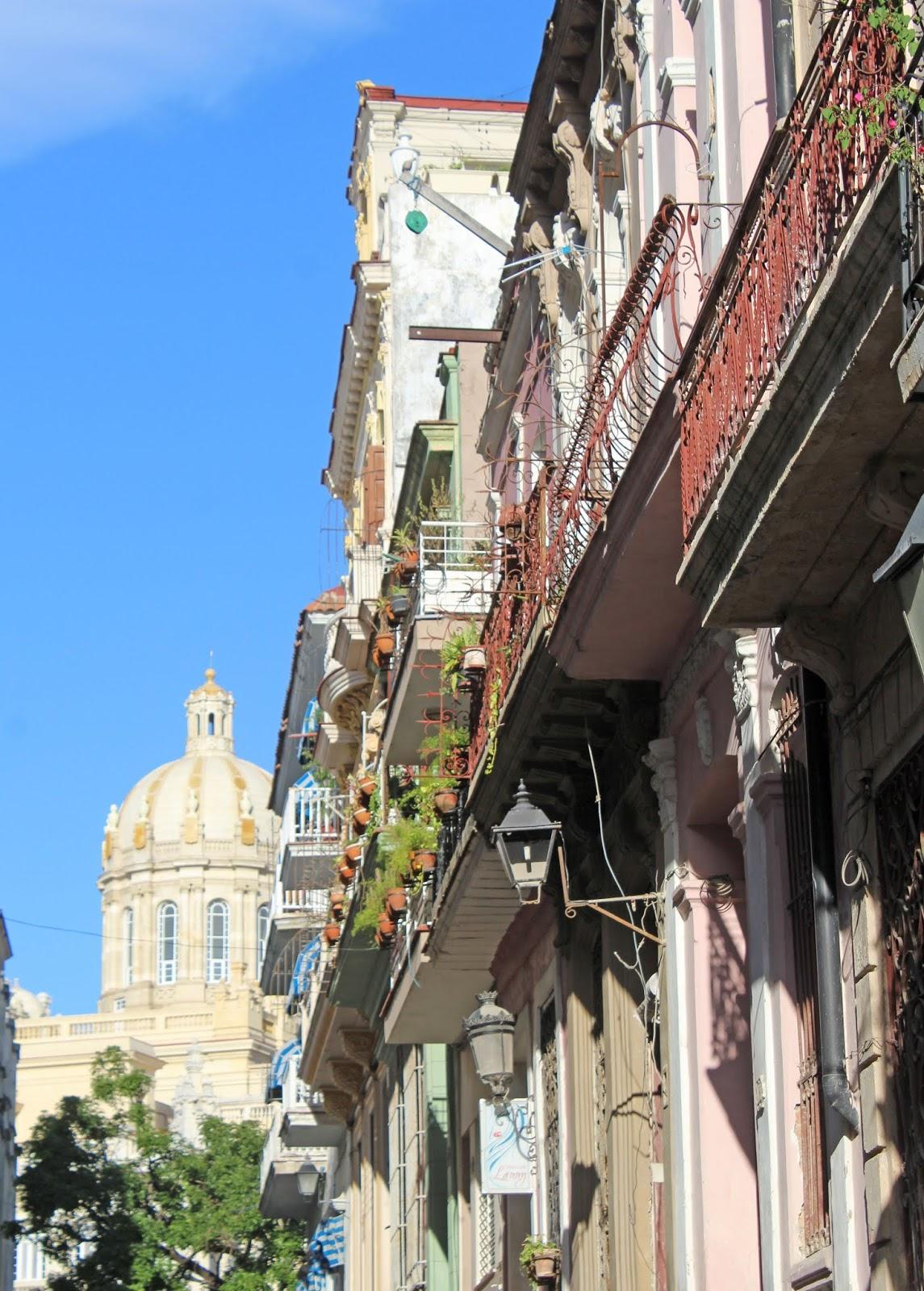 making restorations Havana day 3.5