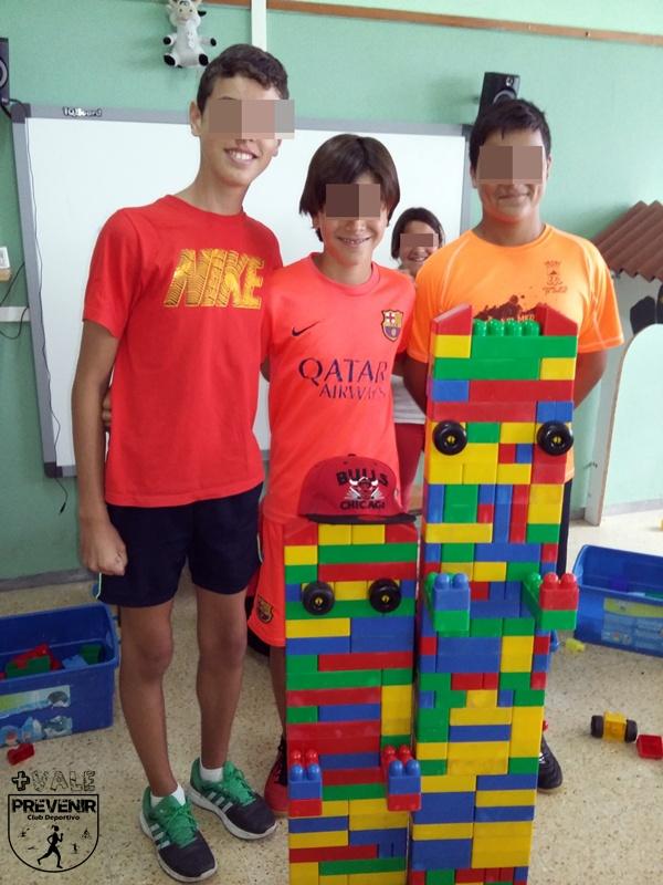 CONSTRUCCIONES LEGO ARUCAS