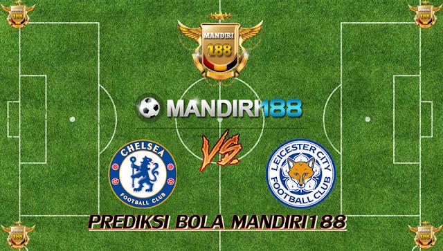 AGEN BOLA - Prediksi Chelsea vs Leicester City 13 Januari 2018