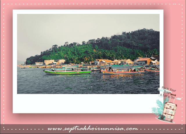 Trip Asik ke Pahawang Bareng ASDP Indonesia Ferry