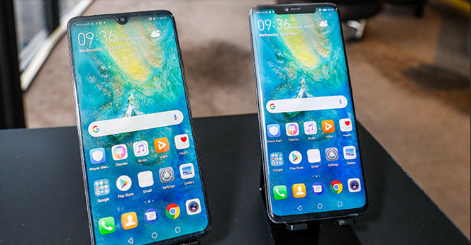 Huawei-Launches-Mate-20 Pro-In-India