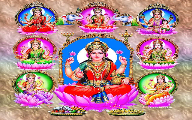 Best Maa Lakshmi  Wallpaper For Your Mobile & Desktop