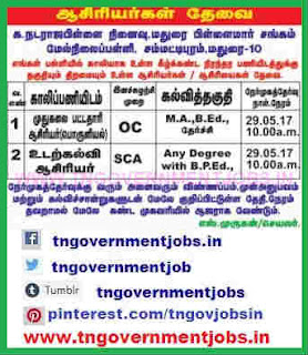 k-nataraja-pillai-memorial-hss-madurai-teachers-recruitment-2017