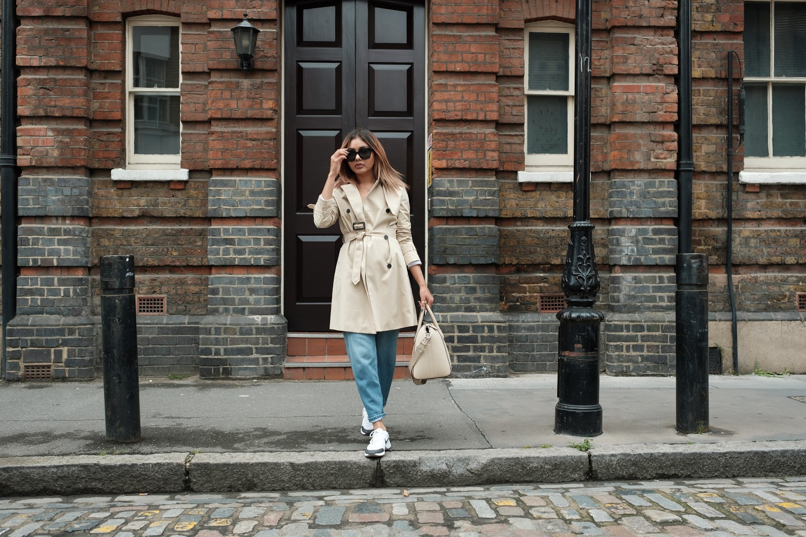 How To Alter Your Outlook on Life in a few Simple Steps // (Styling the Trench Coat with Jack Wills)