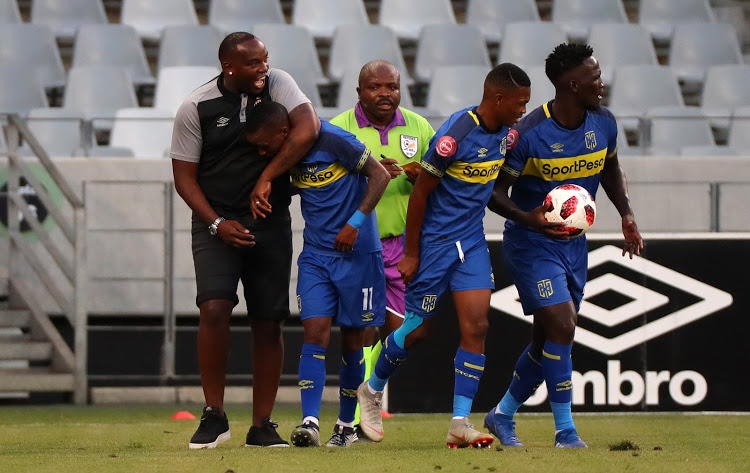 Cape Town City will be looking to derail Orlando Pirates