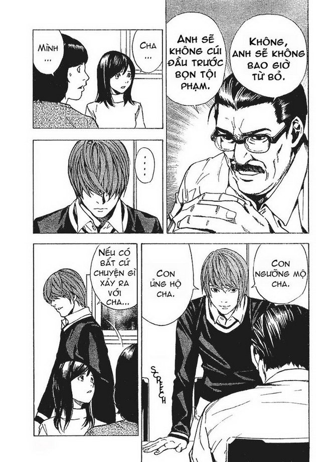 Death Note chapter 009 trang 6