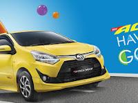 Spesifikasi dan Harga Mobil Agya Terbaru 2019