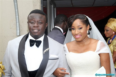 comedian julius elenu wedding photos