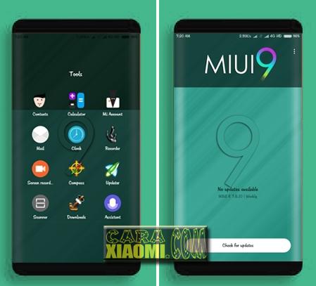 Download MIUI Theme Neo Deficire 999