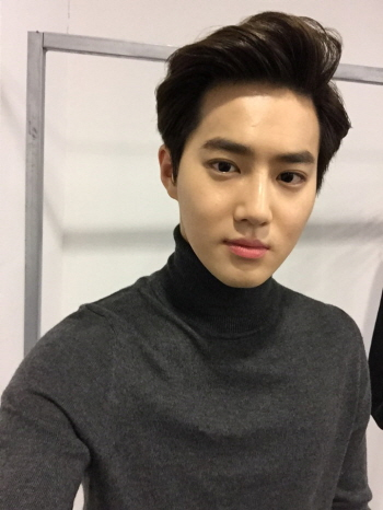 Daily K Pop News Suho