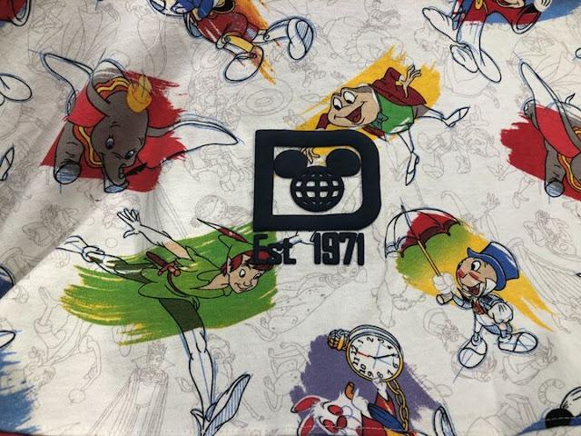 Ink & Paint Walt Disney World Spirit Jersey