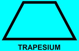 Cara Menghiung Luas dan Keliling Trapesium Lengkap
