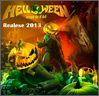 Helloween Album Straight Out Of Hell cover