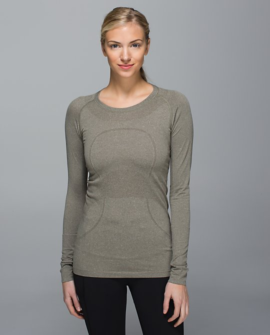 lululemon fatigue ls swiftly