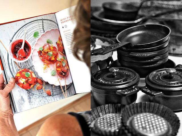 Pizzaspieße mit Erdbeer-Mandel-Belag von Koch und Grill-Experte Manuel Weyer