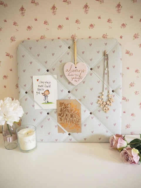 Decorate your home for Valentine's Day with my pick of the best heart and love themed home decor items and interiors from the UK high street