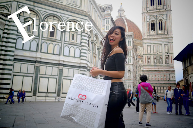 where to shop in florence italy, visiting firenze italy, best place to shop in florence, florence local brand,