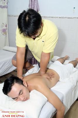 massage khiếm thị